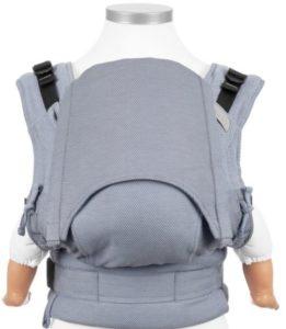 Mochila de bebe fidella, ergonomica
