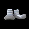 Attipas Herb azul rallas calzado bebe