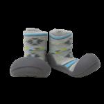 Attipas Nordic Gray Calzado