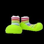 Attipas Rainbow Green Calzado