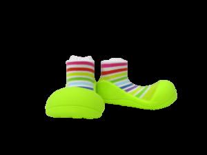 Atiipas rainbow grenn calzado bebe comodo