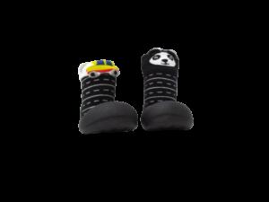 Attipas Two Style negras calzado de bebe comodo