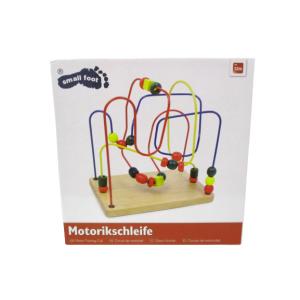 Juguetes Monterossi para bebes circuito de madera 12m