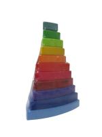 Piramide Escalonada Waldort Hexagonal Grimms