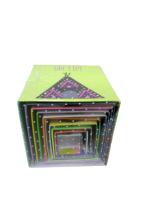 Juguetes Monterossi – Piramide Carton 10 alturas