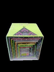 Piramide de Carton monterossi