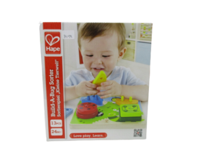 Puzzle aplicables para bebes