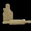 Herrramientas para elaborar plastilina