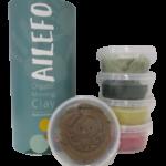 Plastilina Organica 5 Colores Ailefo