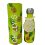 Botella Chilly's  Edicion Pineapple