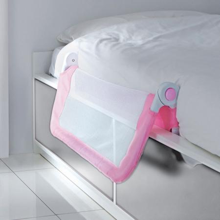 barra de seguridad rosa