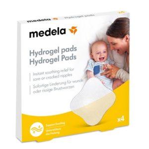 parche de hidrogen para el alivio de la mujer en la lactancia