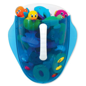 recogedor de juguetes de baño