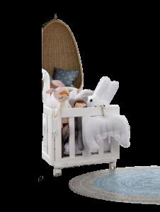 Pack cojin redondo estrella micuna