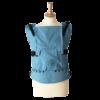 mochila portabebés ergonomica ocean azul