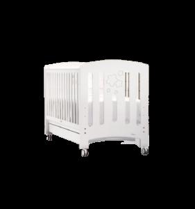 Cuna cama trama gamma para bebe