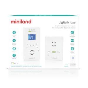 Miniland Vigilabebes digitalk luke